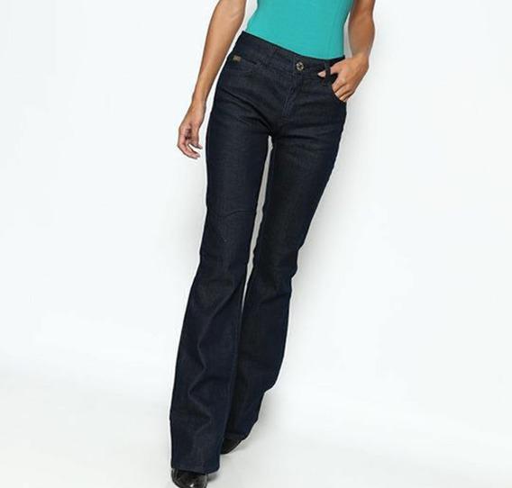 Calça Jeans Flare Colcci Barato/promoção Azul Escuro - 38