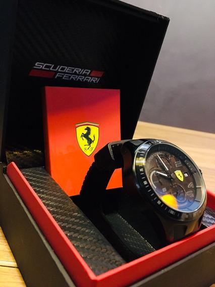 Relógio Scuderia Ferrari Original Mod. 166 Inter Corsa