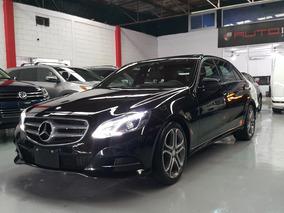 Mercedes Benz Clase 2014 E 250 Cgi Avantgarde Mt