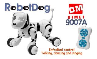 Cachorro Interactivo Zoomer Robot Juguete Perro Inteligente