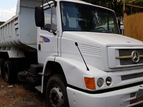 Caminhão Basculante Mercedes-benz L 1622 Ano: 2004