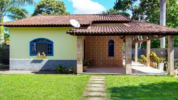 Casa Em Inoã, Maricá/rj De 130m² 3 Quartos À Venda Por R$ 265.000,00 - Ca249558