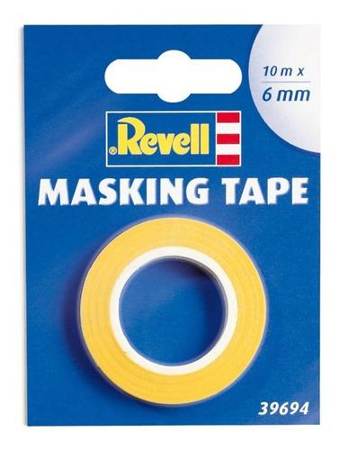 Revell Cinta Enmascarar Para Modelismo 6mm Supertoys