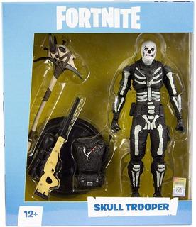 Fortnite - Skull Trooper (22 Partes Articuladas)
