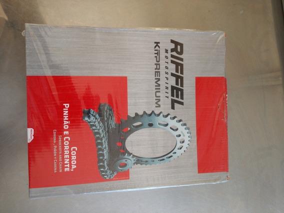 Kit Relação Riffel Nxr Bros 150/160