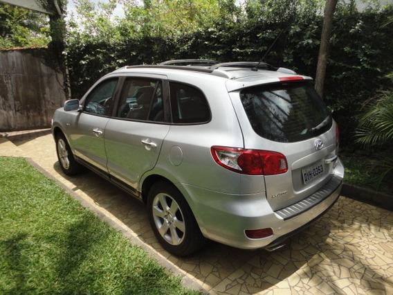 Hyundai Santa Fe 2.7 7l Aut. Blindada Hi-tech 2008 Nova !!!!