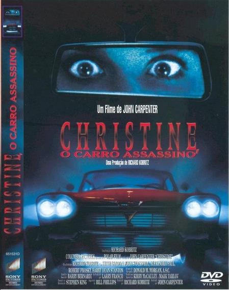 Dvd Christine O Carro Assassino 1983 Dub+ Um Filme De Brinde