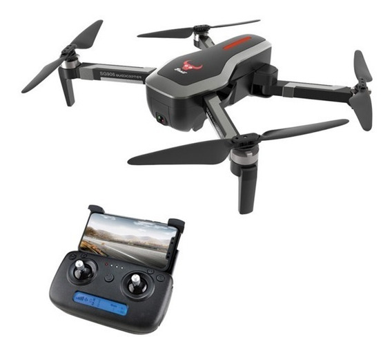 Drone Sg906 Camera 4k Duplo Gps Siga Me 25min Voo Wifi 5g