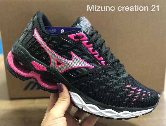 Tênis Feminino Mizuno Wave Creation 21