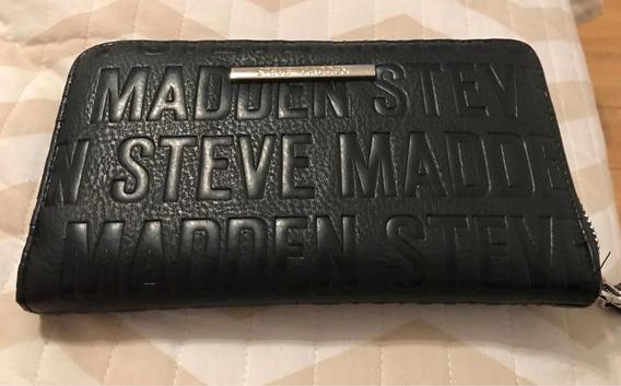 Billetera Steve Madden Importada Mujer