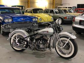 Harley Davidson Flathead 750