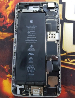 iPhone 6 Plus Placa E Tela Danificada