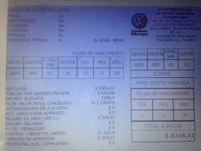 Volkswagen - Plan Autoahorro Take Up