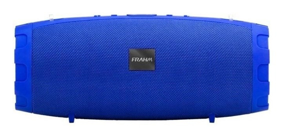 Caixa Portátil Frahm Soundbox Two 50w Azul