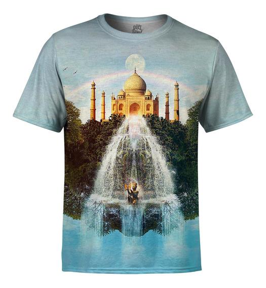 Kit Com 4 Camisetas Taj Mahal