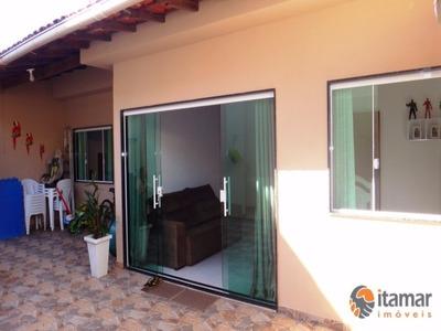 Casa A Venda Em Guarapari, É Com As Imobiliárias Itamar Imóveis - Ca00105 - 4395158