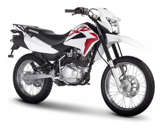 Moto Honda Xr150l Doble Propósito Año 2020