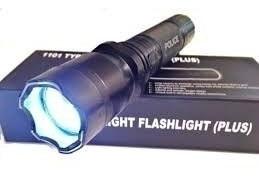 Linterna Electroshock Para Defensa Personal