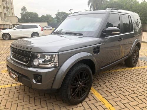 Land Rover Discovery 4 Se Diesel Blindado Niii-a