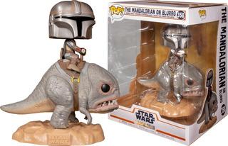 Funko Pop El Mandaloriano Star Wars - Yoda - Darth Vader
