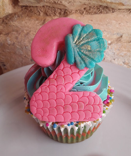 Cupcakes Decorado Torta Eventos Mesas Dulces Lea Descripcion
