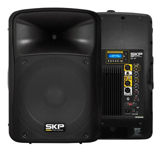 Bafles Parlante Activo Skp Sk-4p 250w Usb Bluetooth 101db