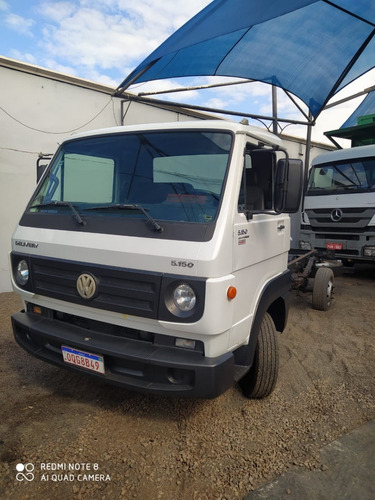 Volks Delivery Vw 5150  2013 No Chassis