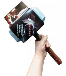 Thor Ragnarok Martillo 35 Cm Avengers - Fair Play Toys