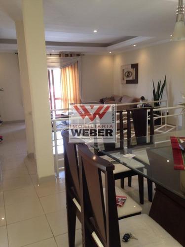 Casa 3 Dorm, 300 M² Á Venda Por 590.000,00  Jardim Do Sol - 499