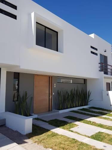 Casas Nuevas En Privada En Cañadas Del Arroyo