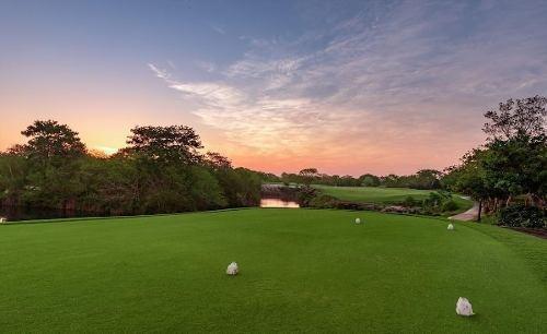 Terrenos En Venta Con Vista Al Campo Yucatan Country Club Privada Xpokin