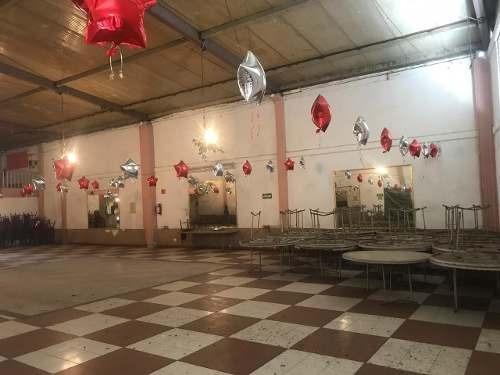 Elegante Salón De Fiestas Azcapotzalco
