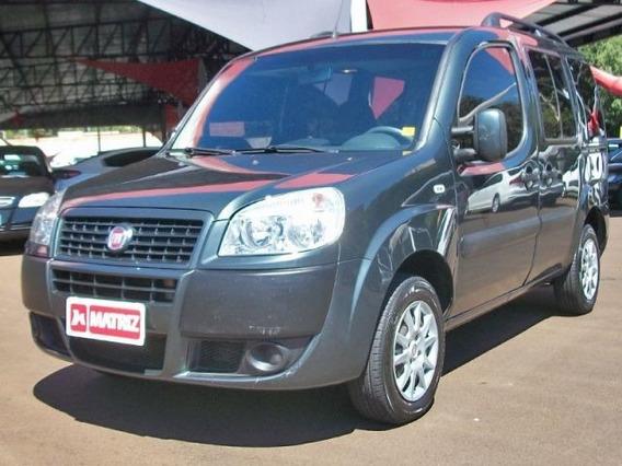 Fiat Doblò Essence 1.8 16v Flex