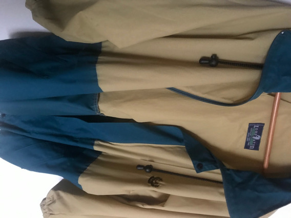 Campera Impermeable Avon Talle Xl