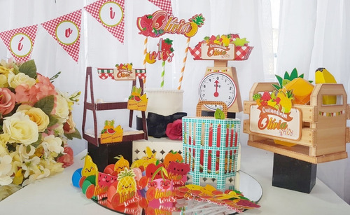 Kit Festa Em Casa Quitandinha