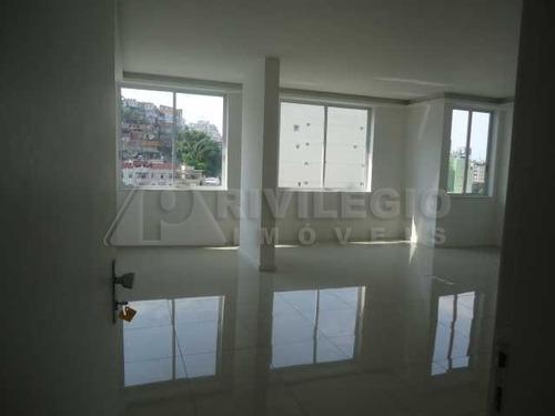 Imagem 1 de 21 de Apartamento À Venda, 1 Quarto, Catete - Rio De Janeiro/rj - 14940