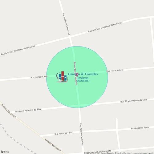Avenida Antonio Justiniano, Estancia Dos Granjeiros, Porto Ferreira - 40625
