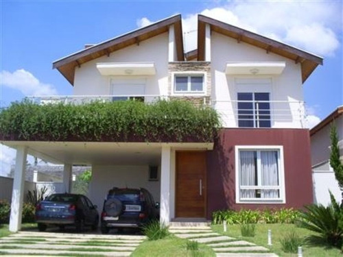 Casa, Reserva Da Serra, Medeiros, Jundiaí - Ca01057 - 4251820