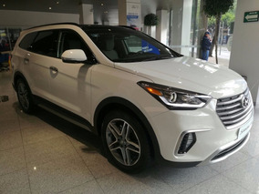 Hyundai Santa Fe 7 Pasajeros Insurgentes