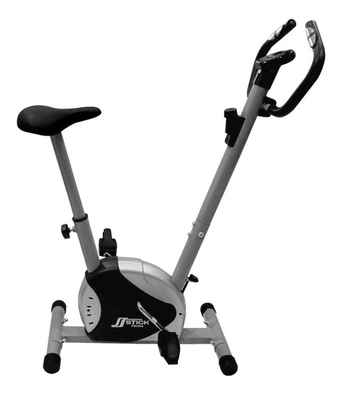 Bici Fija Marca Stick St310 Con Medidor Cardiaco Y Computad