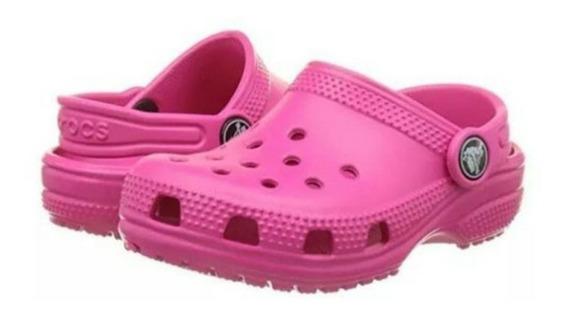 Crocs Niñas Talle 23