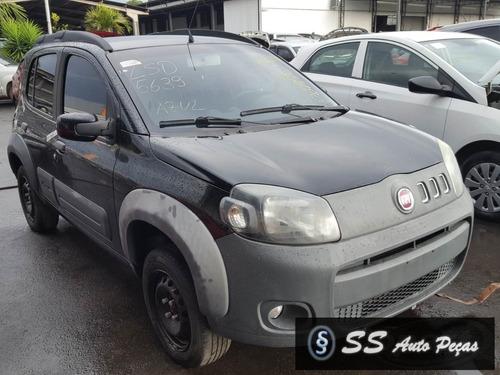 Suacata Fiat Uno Way 2014 - Somente Retirar Peças