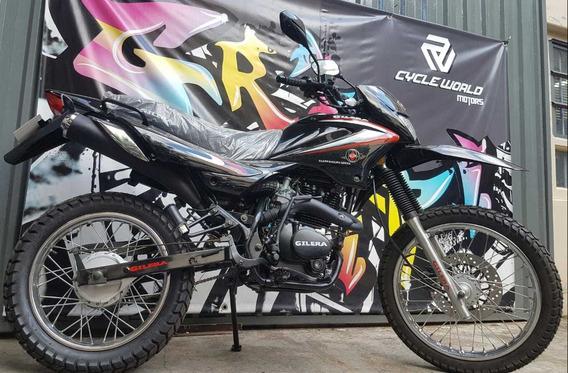 Moto Gilera Sahel 150 Smx Cross Full 0km 2019 Hasta 22/02
