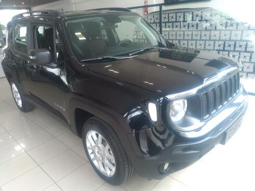 Jeep Renegade Sport 0km! Anticipo $700.00