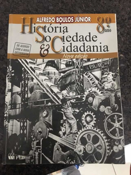 Livro Alfredo Boulos Junior