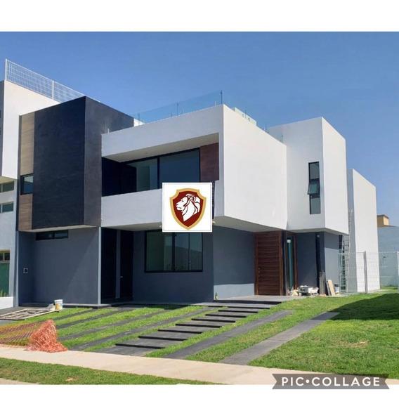 Moderna Residencia En Bugambilias Excelentes Acabados