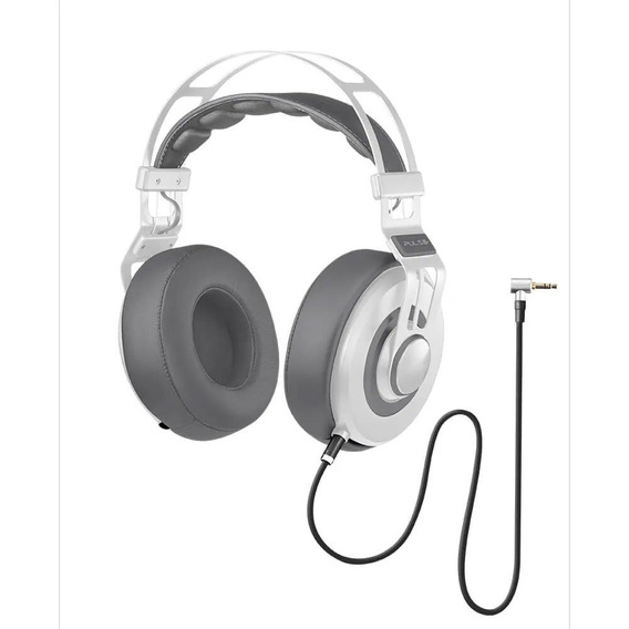 Headphone Premium Branco Wired Large Ph238