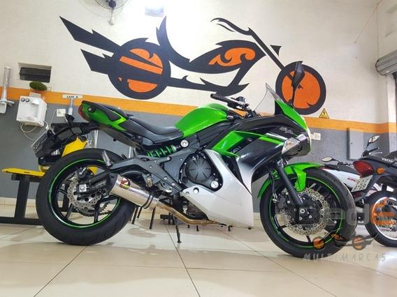 Kawasaki Ninja 650r Verde 2017