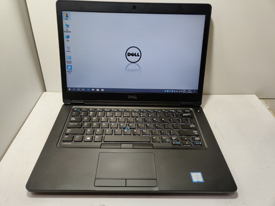 Notebook Dell Latitude 5480 I5 6ºger 8gb 256gb Ssd