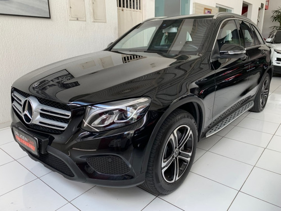 Mercedes-benz Glc 250 2.0 Cgi Highway 2018 Preto